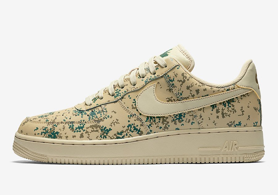 Nike Air Force 1 Low Country Camo 823511-700
