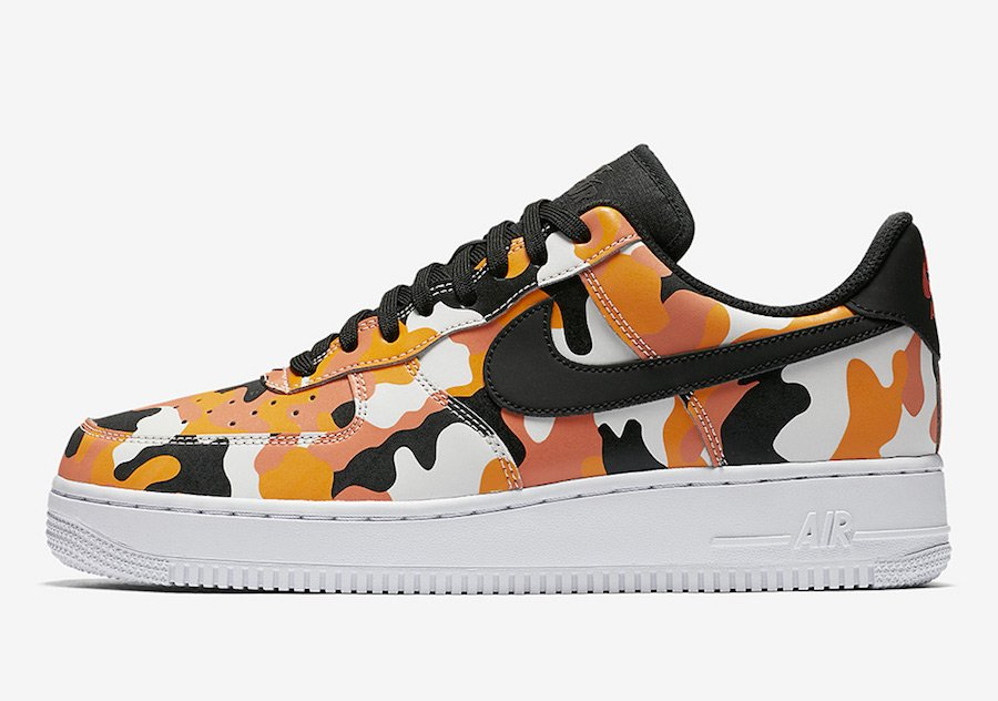 Nike Air Force 1 Low Country Camo 823511-800