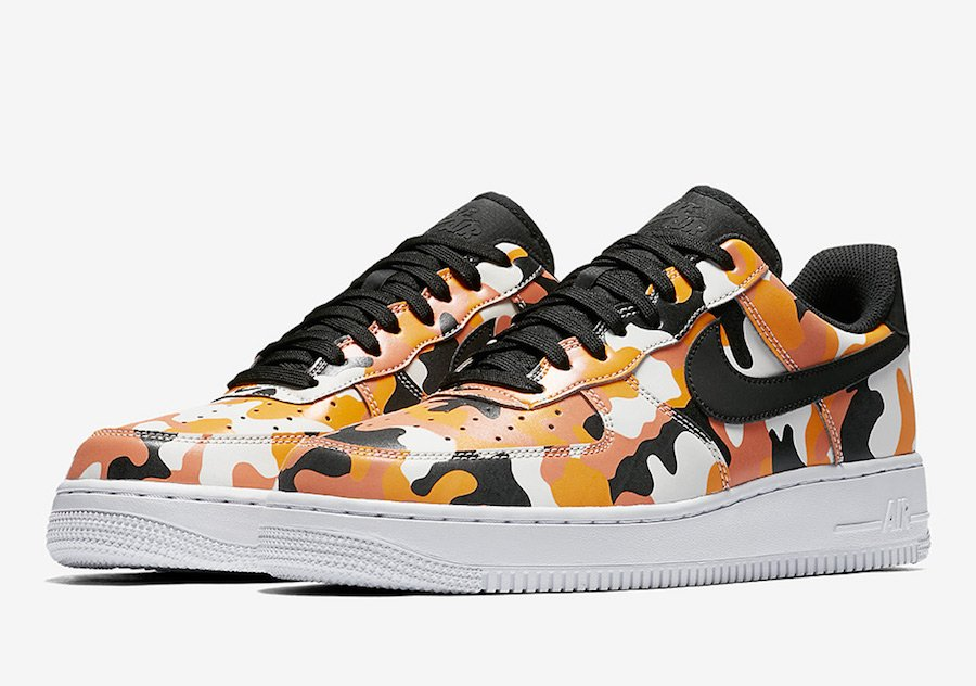 Nike Air Force 1 Low Country Camo Pack