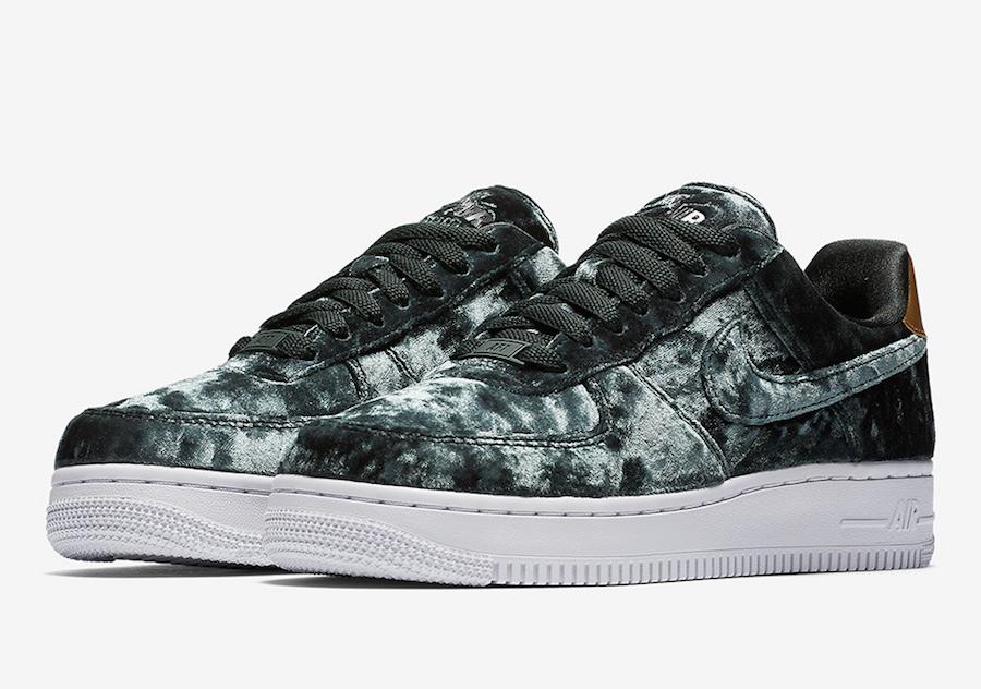 Nike Air Force 1 Low Velvet Green 896185-300