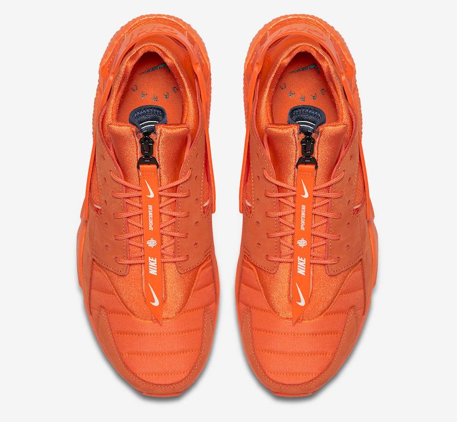 Nike Air Huarache Chicago Orange AJ5578-800