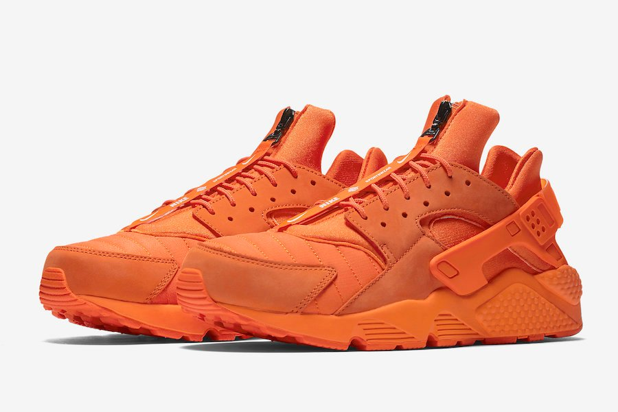 Nike Air Huarache Chicago Orange AJ5578-800