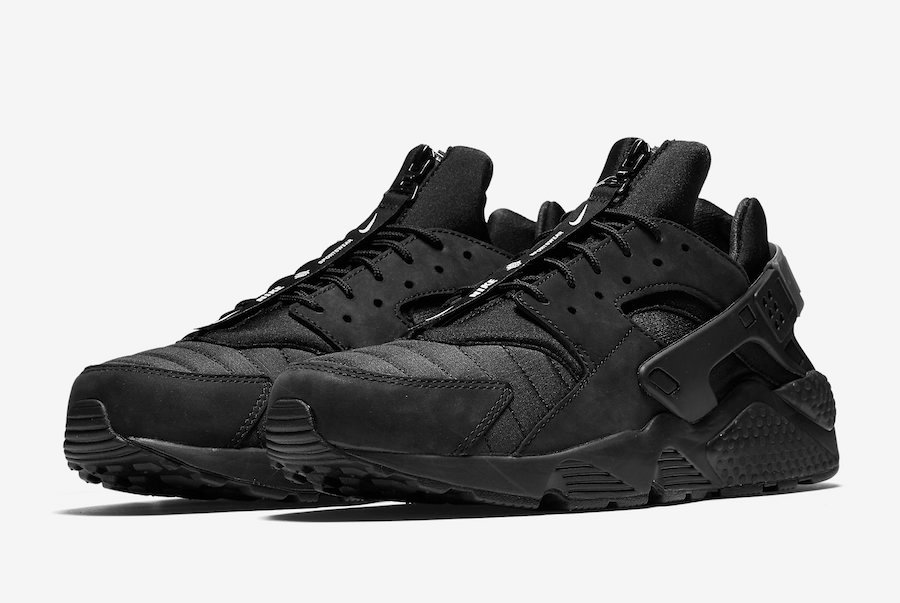 Nike Air Huarache Run City NYC Black White AJ5578-001