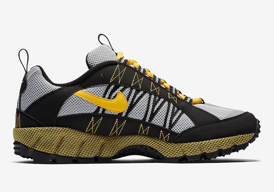 Nike Air Humara Black Maize Yellow AJ1102-001