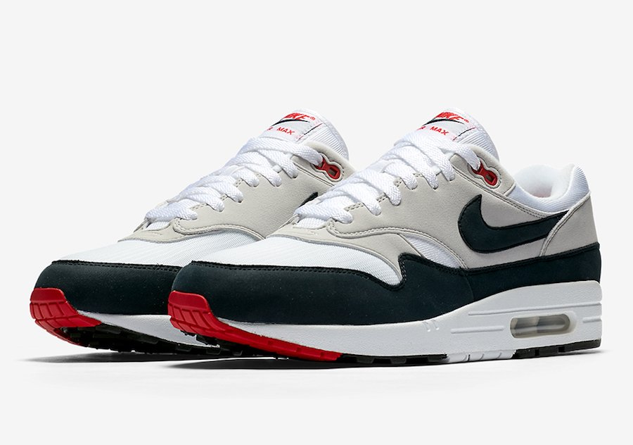 Nike Air Max 1 OG Obsidian 2017 908375 104 | SneakerFiles
