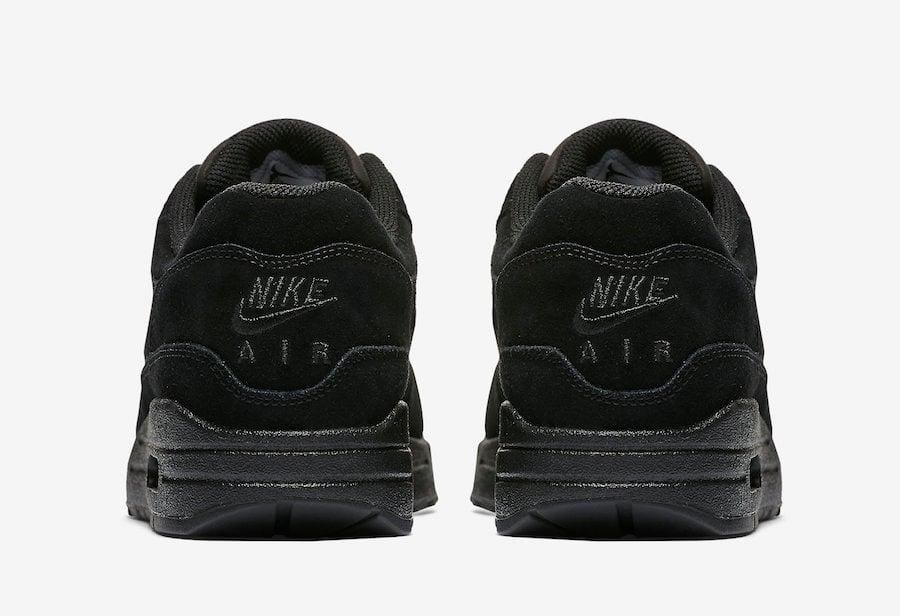info for 8a7cf a1436 Nike Air Max 1 Premium SC Jewel Black AA0512-001