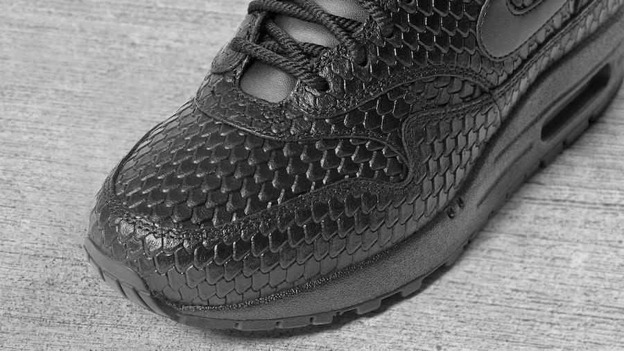 Nike Air Max 1 Ultra 2.0 Metallic Anaconda Black