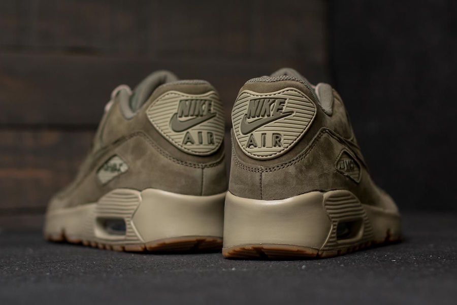 Nike Air Max 90 Winter Pack Olive