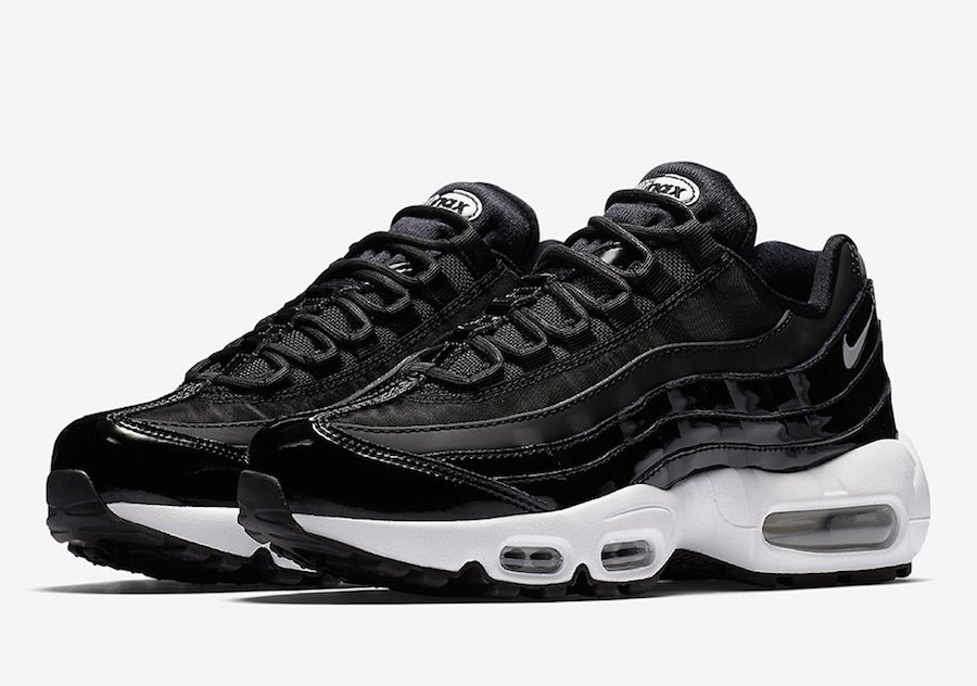 Nike Air Max 95 Force is Female Black AH8697-001