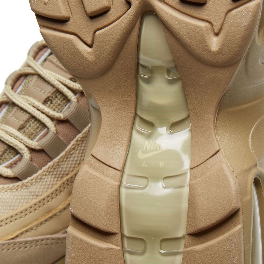 Nike Air Max 95 Premium Khaki 538416-202