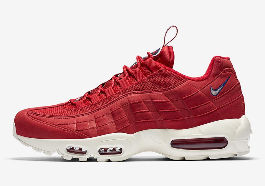 Nike Air Max 95 Red AJ1844-600