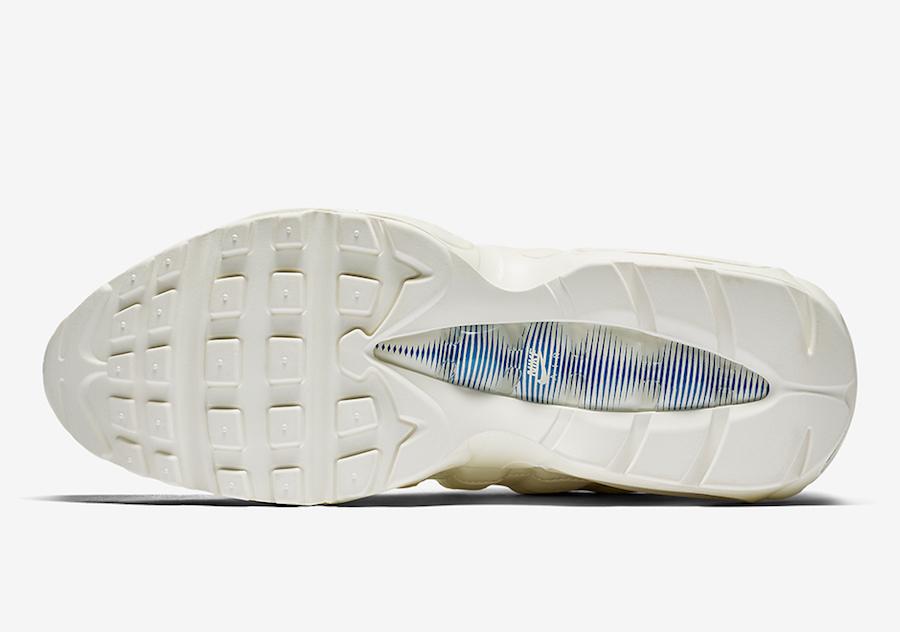 Nike Air Max 95 White AJ1844-101