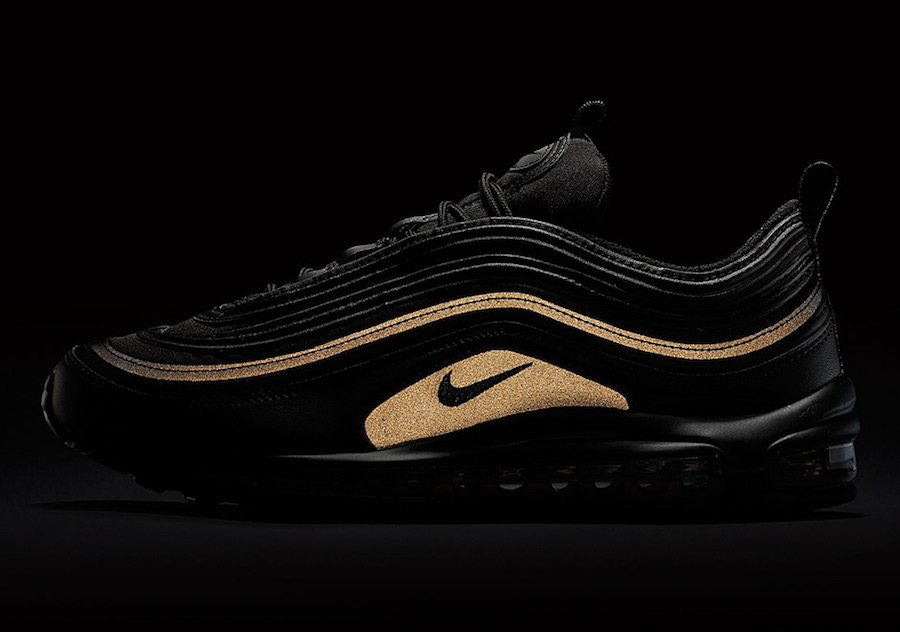 Nike Air Max 97 Black Gold AA3985-001