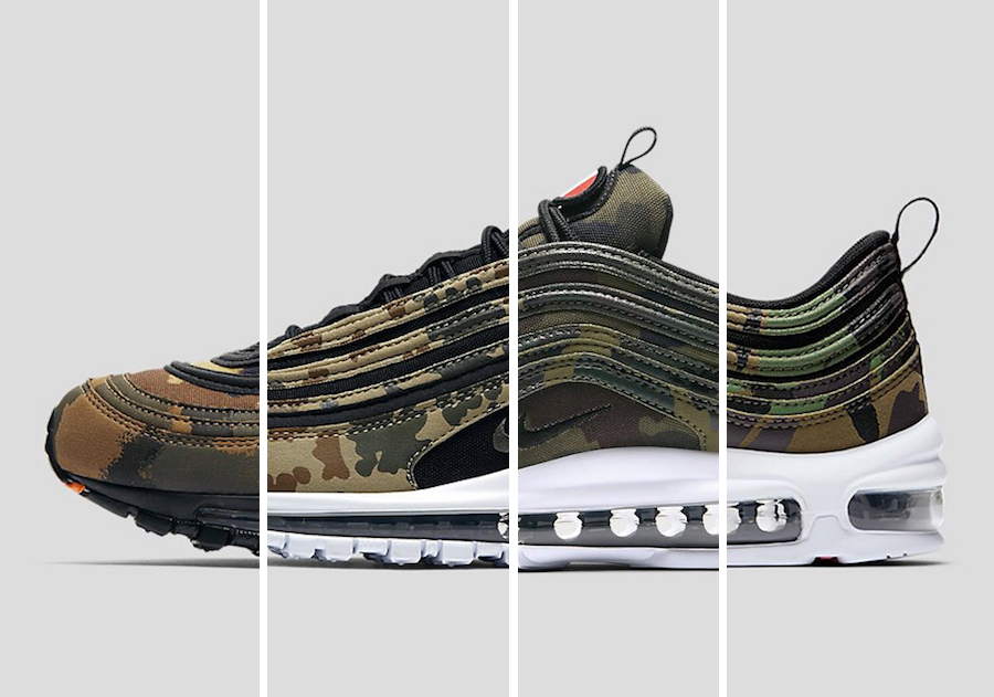 Nike Air Max 97 'Camo' Pack Releasing During December