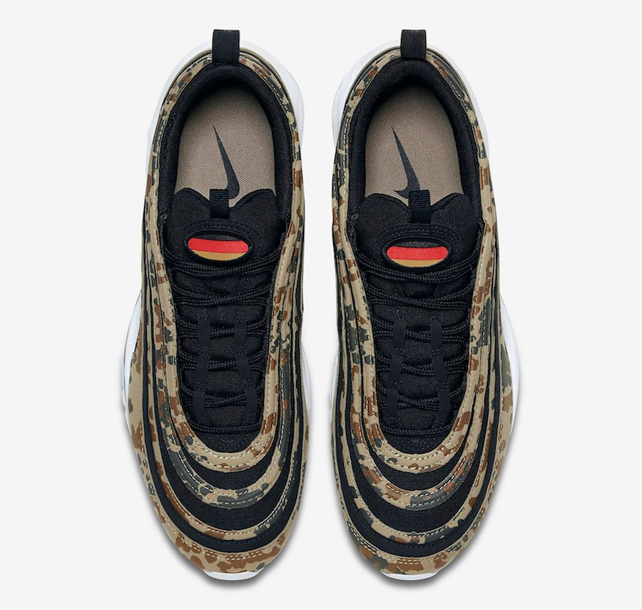 Nike Air Max 97 Country Camo Germany AJ2614-204
