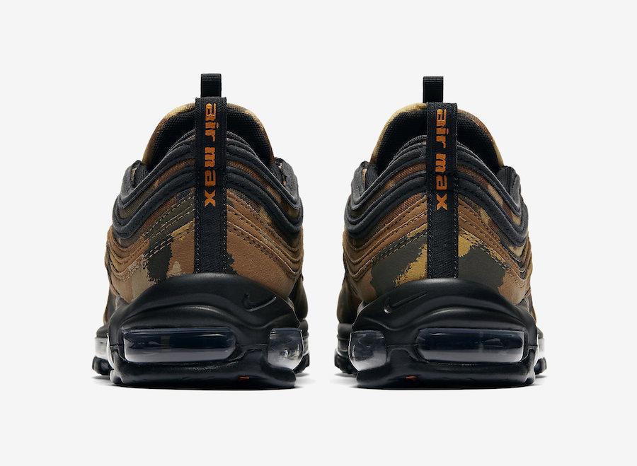 Nike Air Max 97 Country Camo Italy AJ2614-202