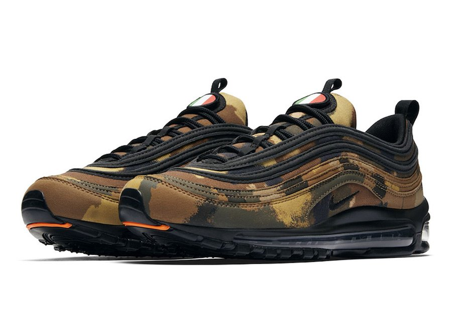 Nike Air Max 97 Country Camo Italy