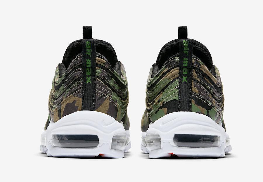 Nike Air Max 97 Country Camo AJ2614-201