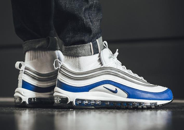 huge discount 73436 14a3a Nike Air Max 97 Game Royal Release Date | SneakerFiles