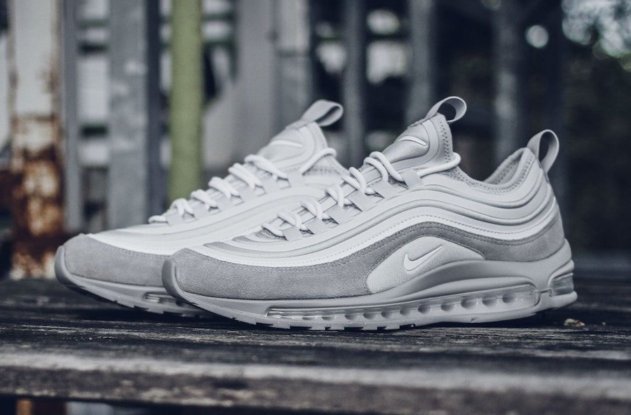 the best attitude bdfd6 0b744 Nike Air Max 97 Ultra SE Pure Platinum 924452-002 | SneakerFiles
