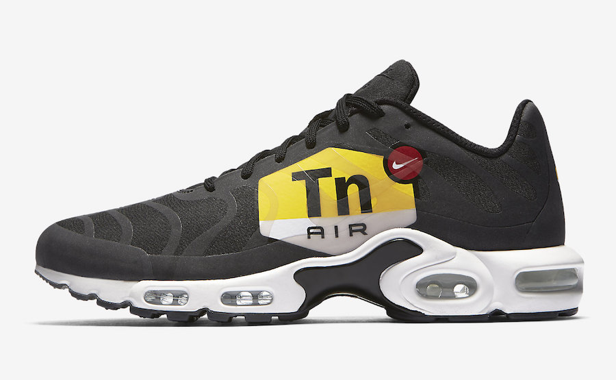Nike Air Max Plus Big Logo AJ0877-001