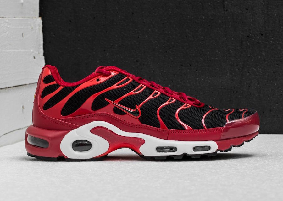 Nike Air Max Plus Chile Red 852630-601
