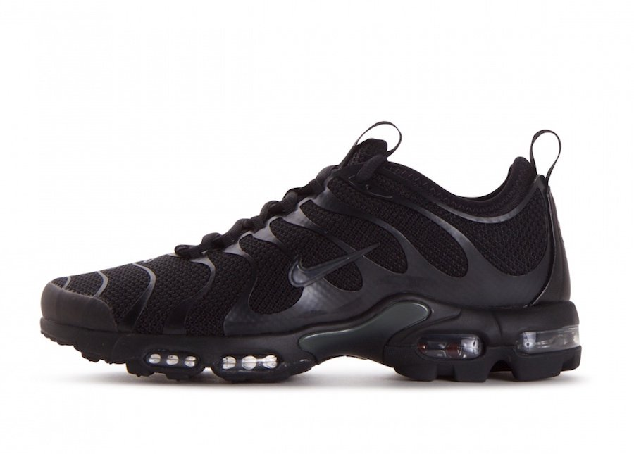 Nike Air Max Plus TN Ultra Triple Black 898015-005