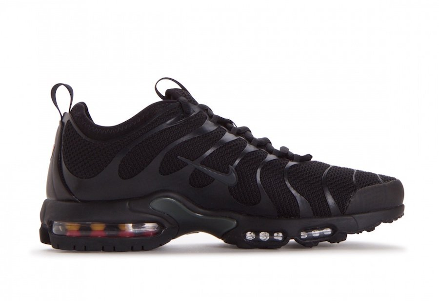 Nike Air Max Plus TN Ultra Triple Black 898015 005