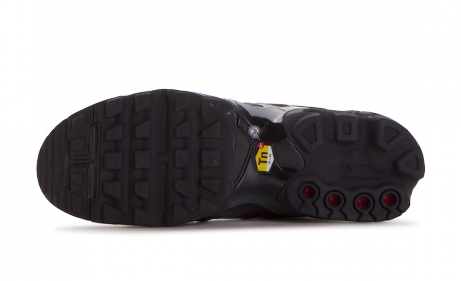 Nike Air Max Plus TN Ultra Triple Black 898015-005