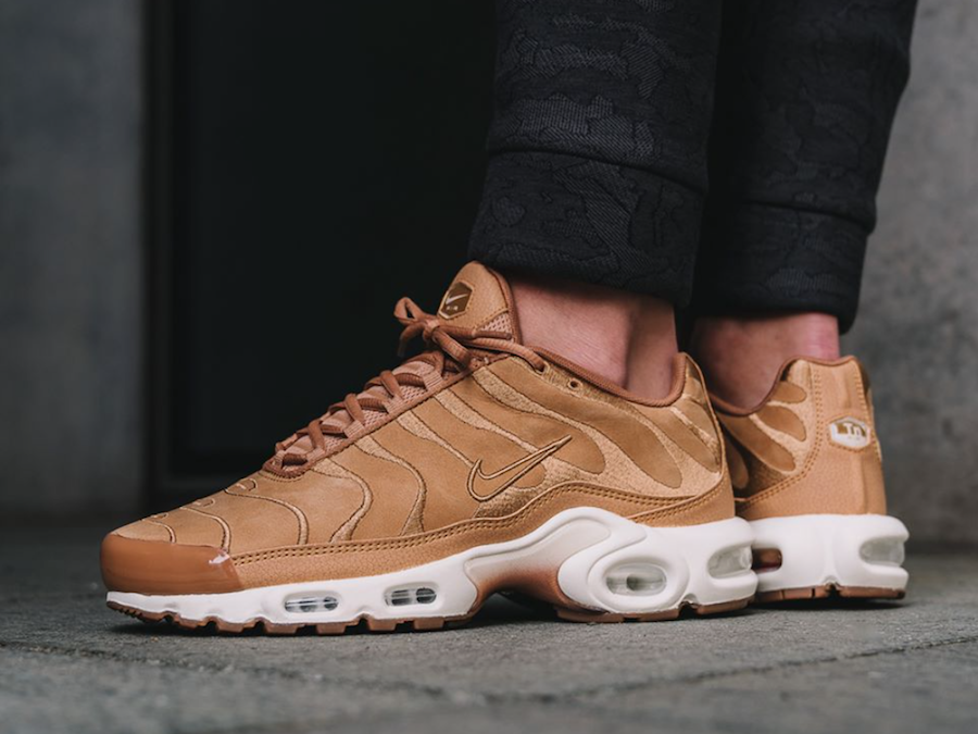 a1d1c186af1fe Nike Air Max Plus Wheat Release Date