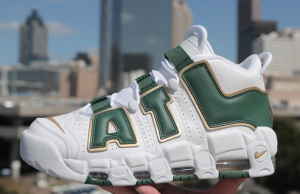 Nike Air More Uptempo ATL Atlanta AJ3139-001