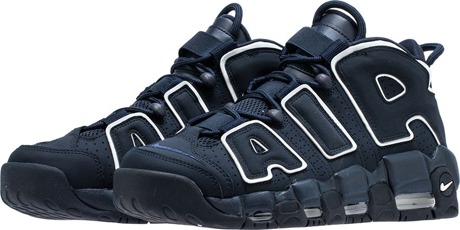 Nike Air More Uptempo Obsidian 921948-400
