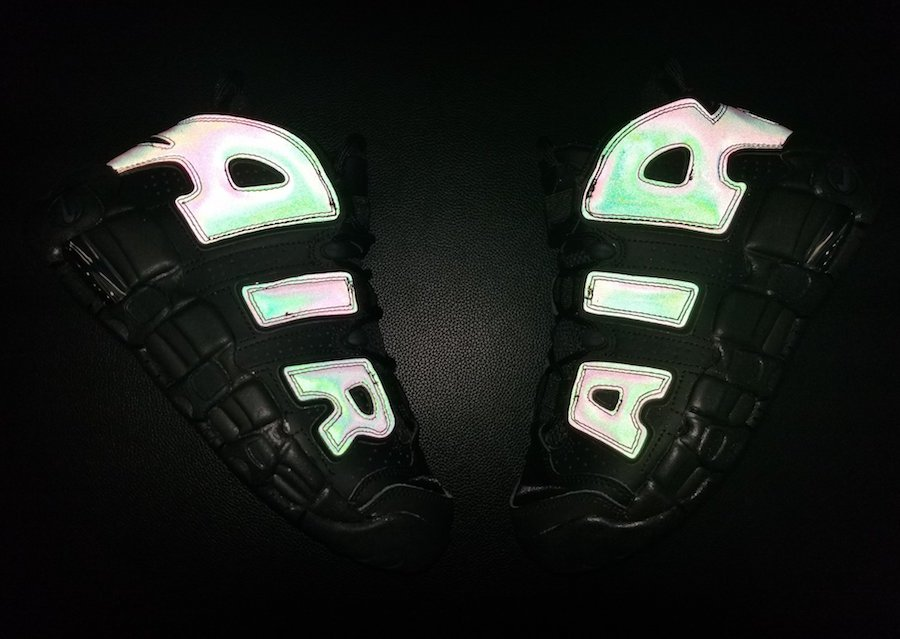 Nike Air More Uptempo Reflective GS 922845-001