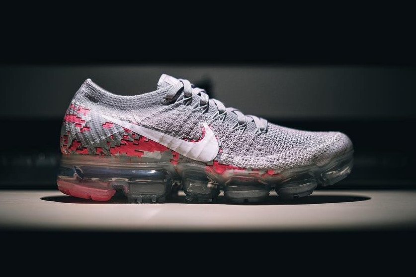 Nike Air VaporMax Digital Camo