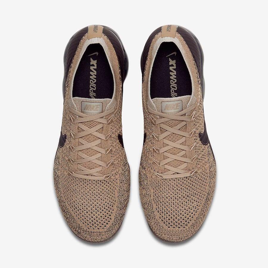 Nike Air VaporMax Khaki Anthracite 849558-201