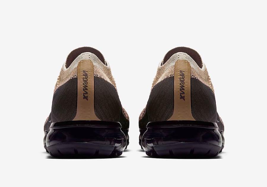 Nike Vapormax Khaki Anthracite