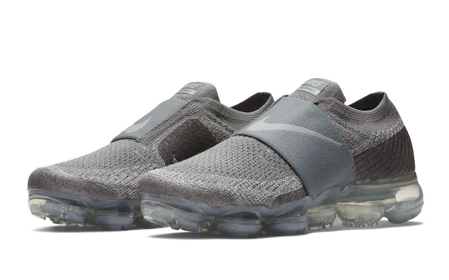 Nike Air VaporMax Moc Pale Grey Release Date