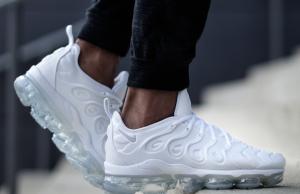 Nike Air VaporMax Plus White Release Date