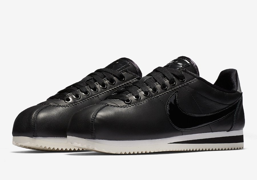 Nike Cortez Force is Female Black AJ0135-001