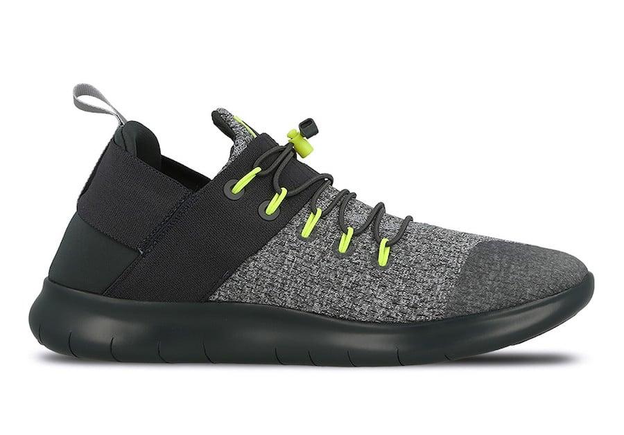 Nike Free RN Commuter 2017 Neon 922910-001