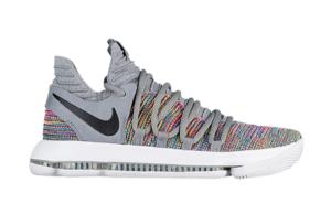Nike KD 10 Multi-Color Release Date