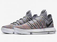 Nike KD 10 Multicolor 897815-900