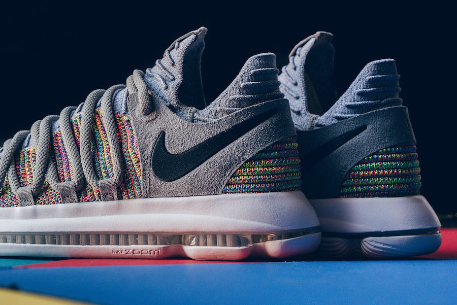 b2e500a0a2fd 897815-900  150. Update  Detailed images of the  Multi-Color  Nike KD 10  via Sneaker Politics.