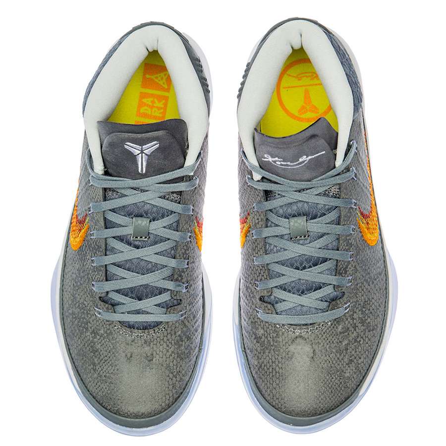 Nike Kobe AD Grey Snake 922482-005