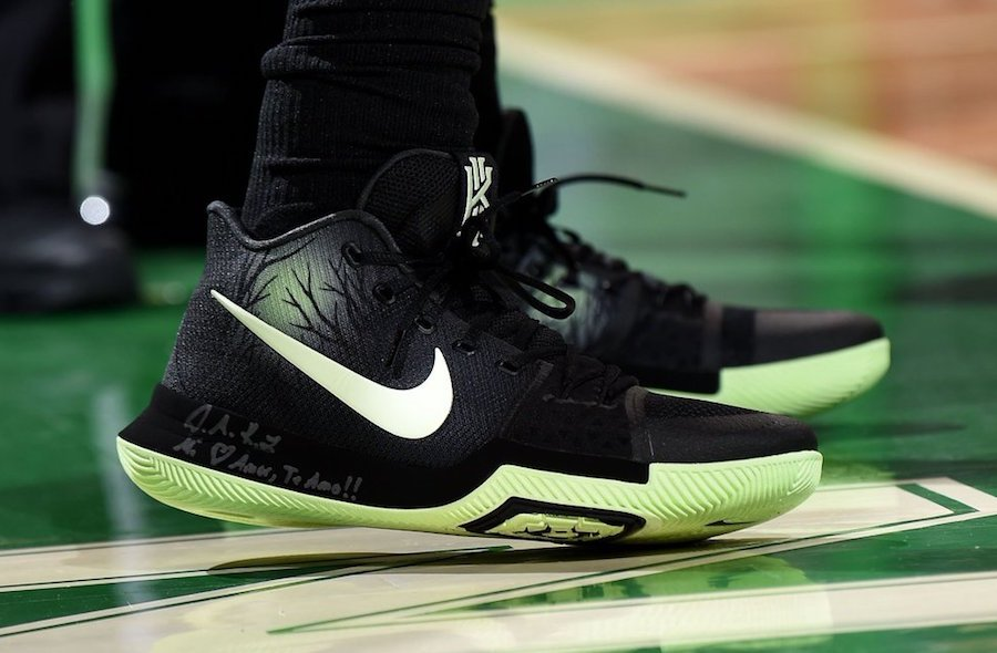 af4d79234538 Kyrie Irving Nike Kyrie 3 Fear PE