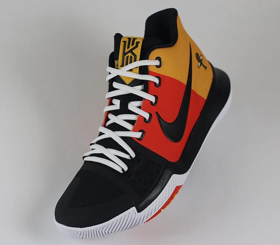 Nike Kyrie 3 Raygun PE