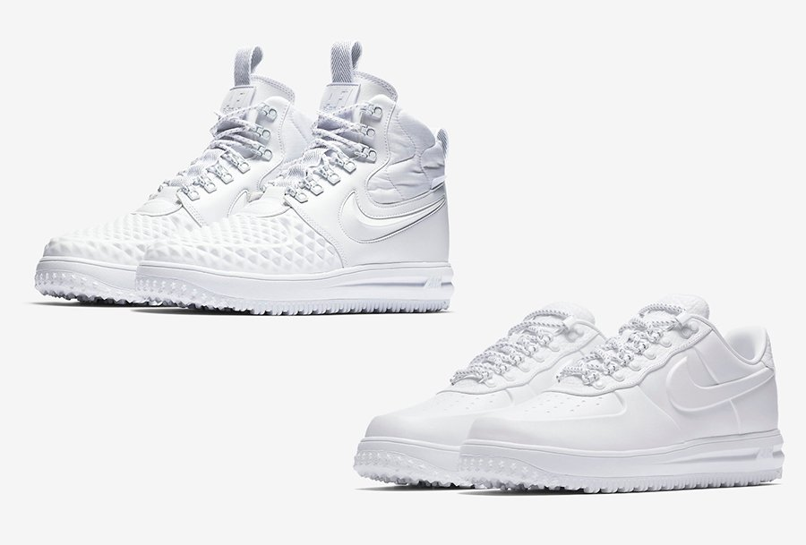 check out 11aa3 72088 Nike Lunar Force 1 Duckboot Snow Pack