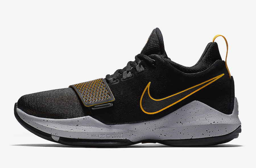 Nike PG 1 Black Gold 878628-006