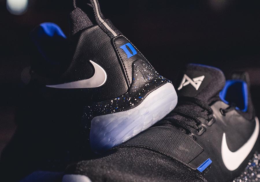 Nike PG 1 Duke Blue Devils PE
