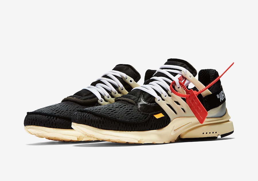 Nike Presto Off-White The Ten AA3830-001